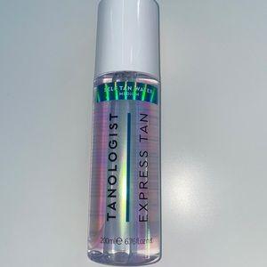 Tanologist Express Tan Self Tan Water Medium